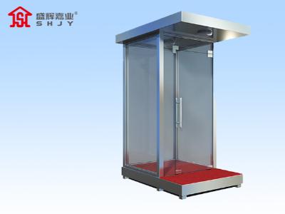 使用成品岗亭的便利性得到很多用户的认可,岗亭便利工作人员工作