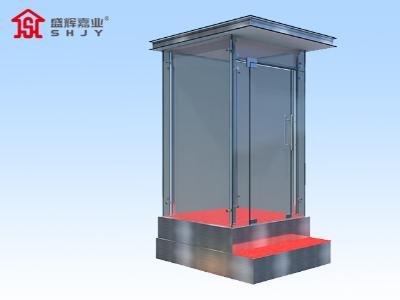 天津定制岗亭具有独特的特点让我们更好的使用