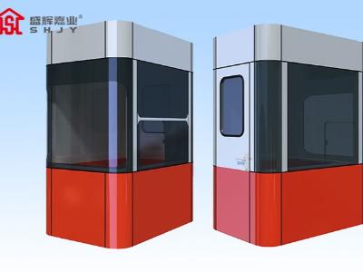 一个优质的不锈钢治安岗亭需要具备哪些条件?