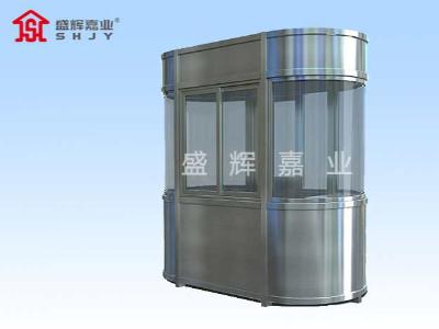 小区里面的保安岗亭该如何去安装降温设备?