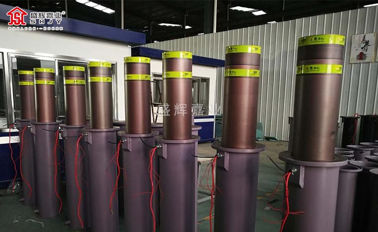 液压升降柱防撞柱