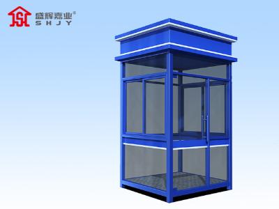 石家庄岗亭生产厂家在安装完成之后可以投入到使用中吗?