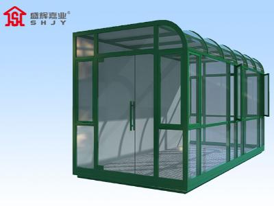 天津定制岗亭注意产品外观与周围环境的适配度