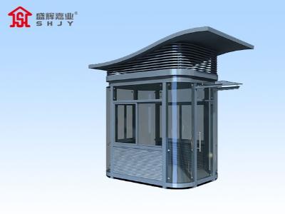 天津定制岗亭符合大众审美,符合用户使用需求