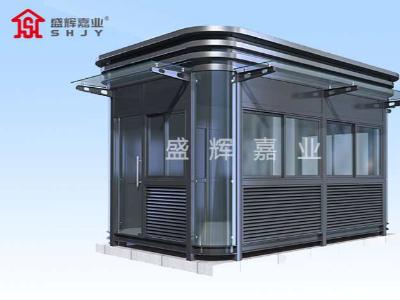 活动板房岗亭生产厂家对岗亭提供定制化功能应用