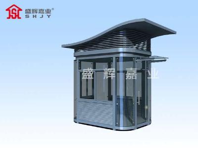 钢结构岗亭想要移动该怎么做?岗亭的尺寸大不好移动怎么办?