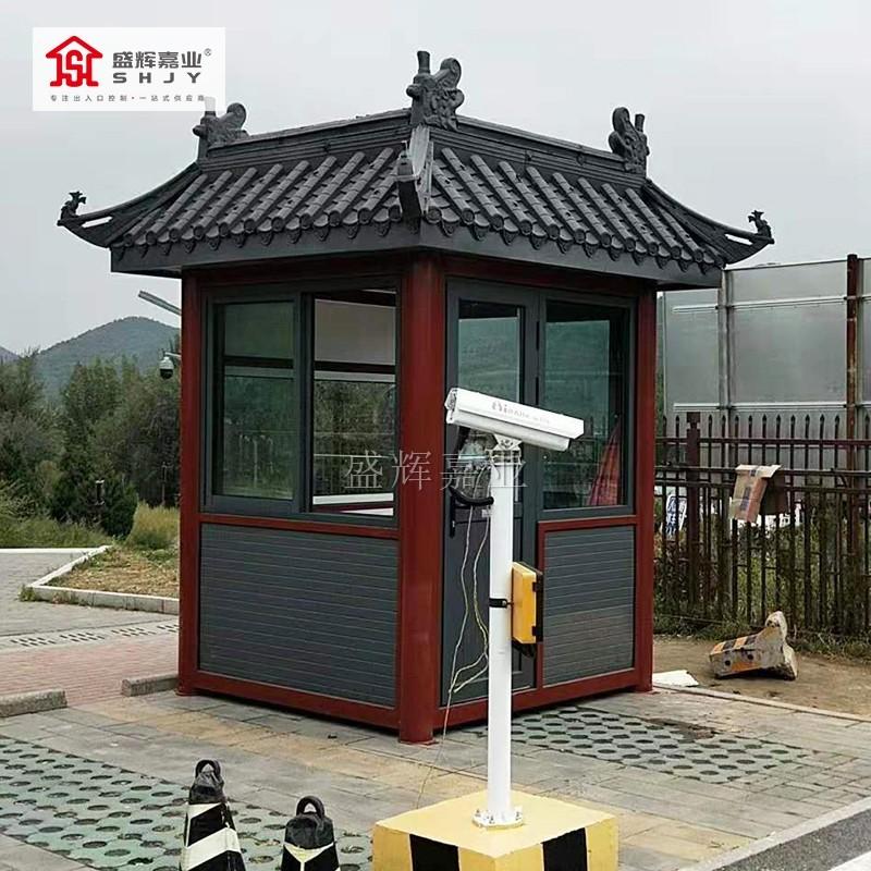 中国复古岗亭
