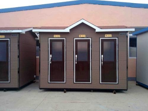 移动厕所岗亭