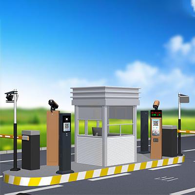 车牌识别ETC收费系统