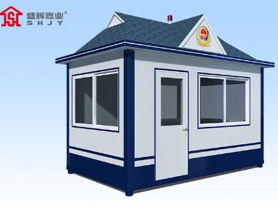 生产制造大兴警务岗亭的材料都有哪些基本特点呢