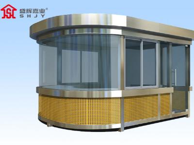 秦皇岛小区门卫岗亭的移动位置该如何放置?