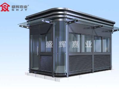 石家庄岗亭生产厂家针对岗亭的保温设计如何做的?