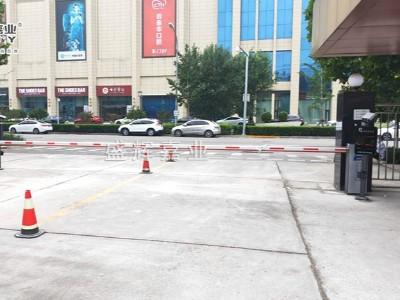 【盛辉嘉业】北京停车收费系统厂家现场使用案例反馈