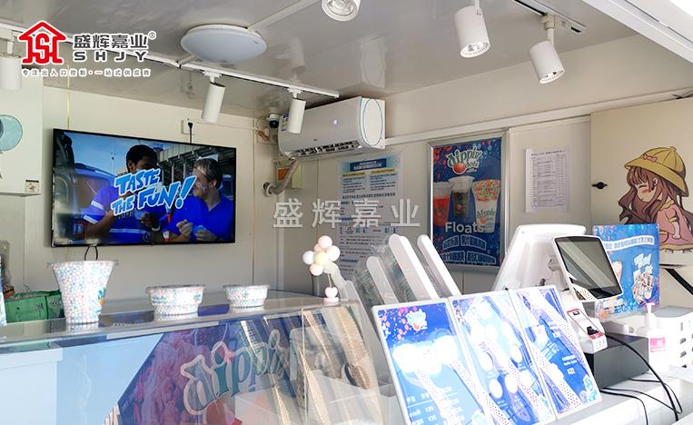 北京售货亭厂家