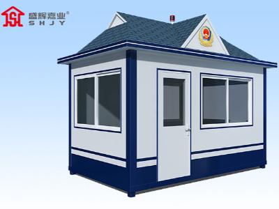 大兴警务岗亭的成功建设对我们有什么好处?