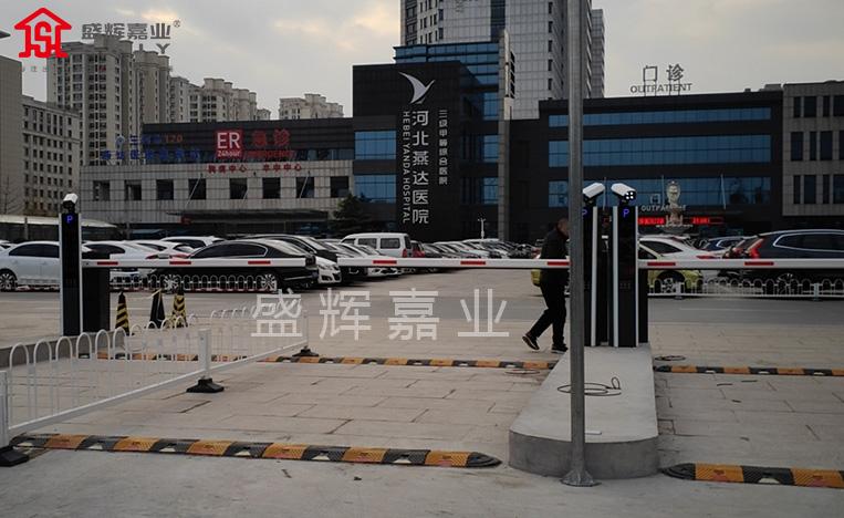 北京车牌识别收费系统