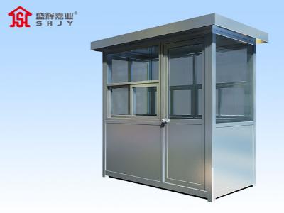 廊坊碳钢岗亭适用多个场所应用,碳钢岗亭厂家处理工艺值得信赖