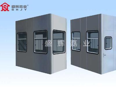钢结构岗亭使用如果不抗氧化该怎么办?