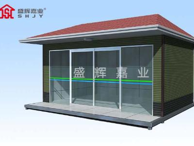 如何提升钢结构岗亭的隔音效果?