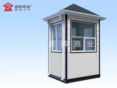 钢结构岗亭的质量如何判断?
