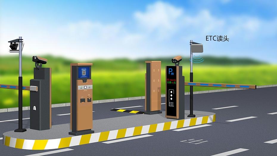 车辆自动识别系统