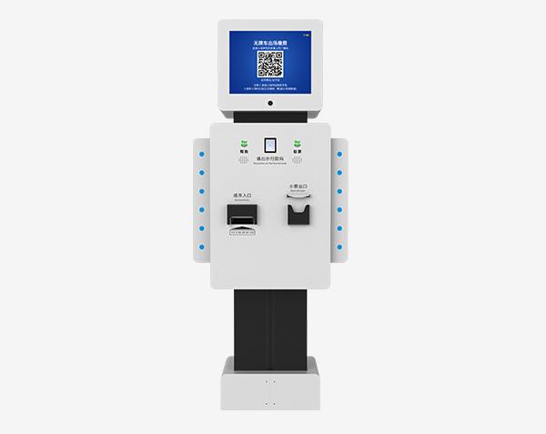 智慧停车机器人
