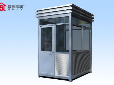 石家庄岗亭生产厂家:岗亭该如何设计以及放置?