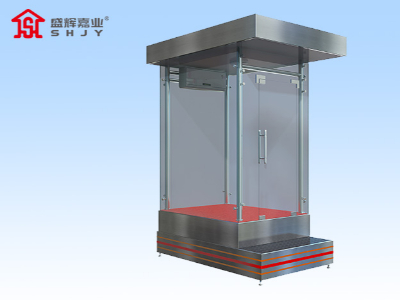石家庄岗亭生产厂家对于岗亭生产保证用户使用需求