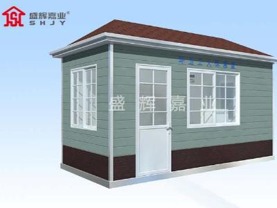 小区门卫岗亭都可以使用在哪些场所中?