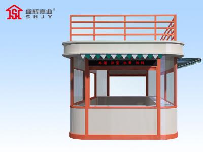 对于天津定制岗亭的材质我们该如何做选择?