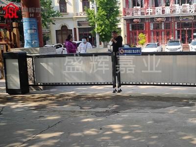 【盛辉嘉业】北京车牌识别系统助力小区管理再次升级