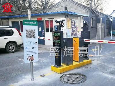为什么越来越多的车场都要安装停车场车牌识别收费系统