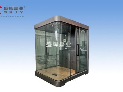 北京某航天学院采购防弹玻璃岗亭项目