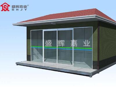 门卫保安岗亭有哪些不同的用处?钢结构的岗亭是否可以长期使用?