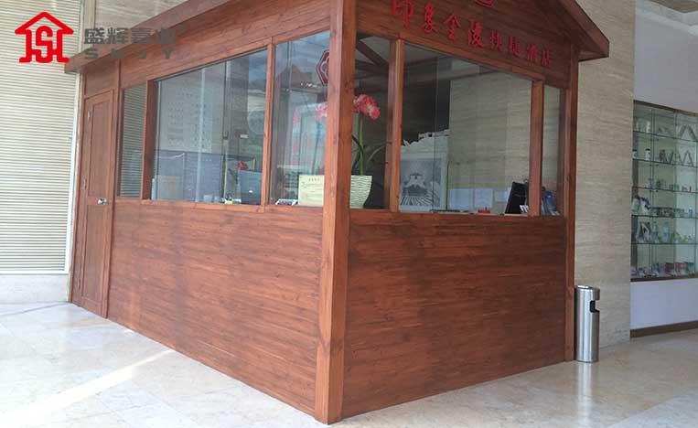 北京岗亭厂家