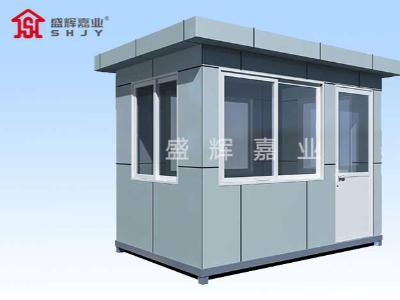 生产小区门卫岗亭的原材料需要满足哪些要求?