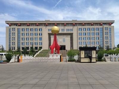 北京某电子公司在盛辉嘉业采购真石漆岗亭