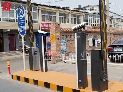 北京车牌识别停车系统中道闸的作用是什么?