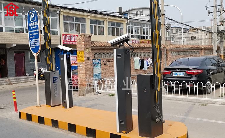 北京车牌识别停车系统