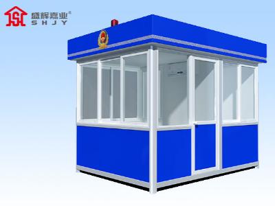 大兴警务岗亭对于我们应用在建设时候该如何进行设计应用?