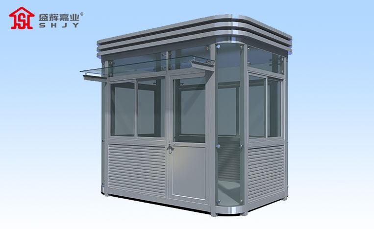 钢结构保安岗亭生产厂家
