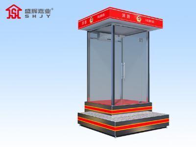 天津定制岗亭的安装位置与需求有很大关系