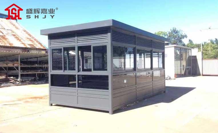 廊坊碳钢岗亭