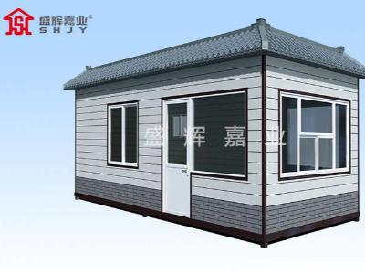 活动板房岗亭在建造时候设计布局是如何设计摆放的?
