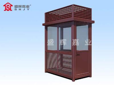 定制保安岗亭和现货的岗亭之间有哪些区别?