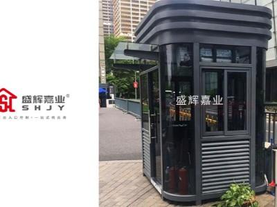 北京定制1.5米*1.5米钢结构岗亭