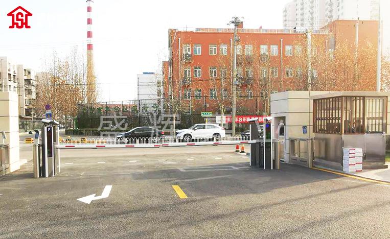 北京大兴停车场收费系统